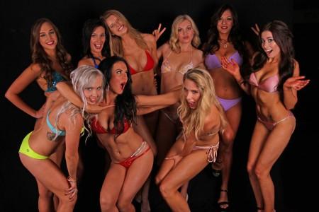 Maxim Swimwear Model 2015 NZ Final