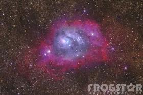 Lagoon Nebula - 2020