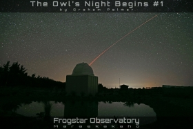The Owl's Night Begins #1