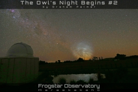 The Owl's Night Begins #2